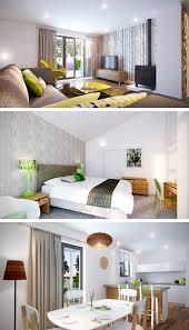 100 Contemporary House Furniture Green Scandinavian Style Package
