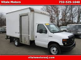 100 Ford Box Truck Commercial S Vans Cars In South Amboy Vitale Motors