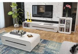 100 Living Room Table Modern Wooden Panel TV Stand Home Furniture My Aashis