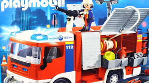 100 Playmobil Fire Truck First Look At The Movie