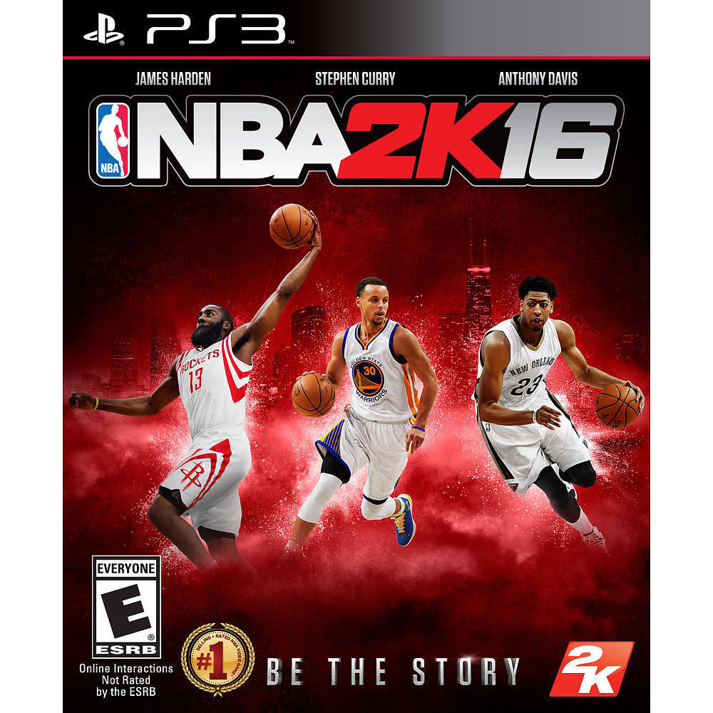 NBA 2K16 - Play Station 3