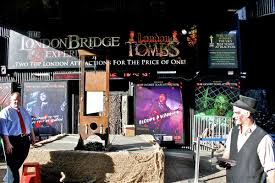 Best Halloween Attractions Uk by The London Bridge Experience Wikipedia