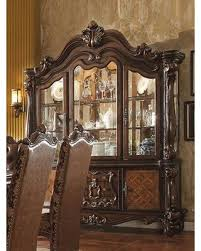amazing deal on versailles collection 61104 72 china cabinet with
