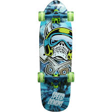 Speed Demons Cruiser Board Complete Skateboard, 29