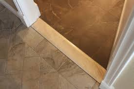 floor transitions for uneven floors image for tile and 3 4