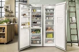 side by side kühlschrank ideen und bilder bosch neff