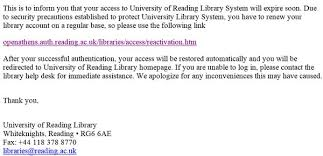 Cites Help Desk Contact by Jackie Skinner University Library News