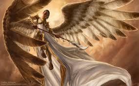Sunlit Angel By Dallas Williams