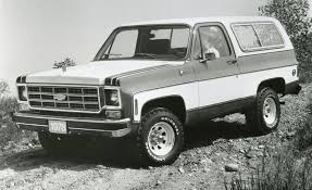 100 1970 Gmc Truck For Sale 20 Awesome OldSchool 4x4s Vintage SUVs And Their Histories