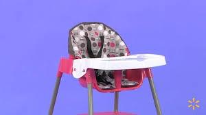 Evenflo Easy Fold Simplicity Highchair by Evenflo Convertible High Chair Dottie Rose Walmart Com