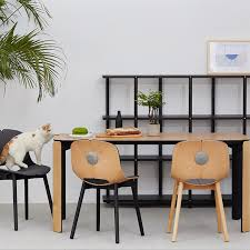 Modern Dining Table With 16 Meter European White Oak Assemble Scandinavian Furniture Wood Design By LaSelva Creative Studio