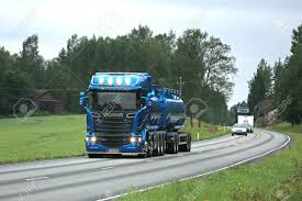 TENHOLA, FINLAND - JULY 22, 2016: New Blue Scania R580 Tank Truck ... Welcome To Flickr Truck Stuck Under Viaduct For Hours Wednesday Morning Local News Tennessee Highway Patrol Using Semi Trucks Hunt Down Xters On Press Releases Archives Trucking Moves America Things Truckers See In Traffic This Woman Has A Weird Driving Style Hard Trucking Al Jazeera 2018 Chevrolet Silverado 1500 Performance And Driving Impressions Terror Mount Ousley Video Illawarra Mercury How Stay Safe While Waiting Tow Tranbc Driver Injured When Hauling Two Trailers Full Of Wheat Funeral Abuses Flashing Lights Truck Youtube