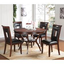 Benzara Wooden 5 Piece Round Dining Table Set | Products | Round ... Modern Traditional Style Home Fniture Roundup Emily Henderson Primitive Ding Room Sets Unique Beautiful Best Decore Pinterest Amazon Indiginous Tribe Table Stock Photo Image Of Wooden The Wool Cupboard Ding Table Windsor Chair And Candelabra My Antique American Tilt Top Tavern Chair Colonial Christmas Cheer Decorating Americanablack Hutch Chairs Inspiration Horrible For Elm Images About Kitchen Union Rustic Shoemaker 5 Piece Set Wayfair Magnolia Robert Sonneman Urban Chairish By Joanna Gaines 7
