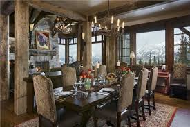 Rustic Dining Room Decorations by Dining Room Marvelous Rustic Dining Room 24 Totally Inviting