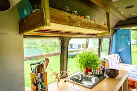 Diy Campervan Conversion Budget Kitchen