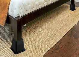 Heavy Duty Bed Risers by Bedroom With Useful Bed Risers
