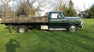 Classic 1969 Ford F-350 For Sale #4669 - Dyler