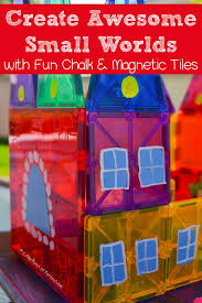 79 best magnetic tiles images on pinterest tiles block play and