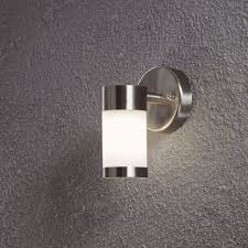 lights contemporary outdoor wall lights type mount led light