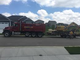 100 Hawkeye Truck Equipment Heavy Landscape Rochester MN Lawn Care Tree