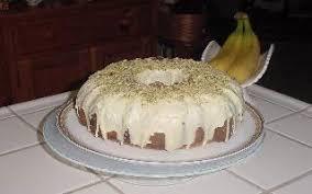 Lemon Pistachio Bundt Cake with Glaze