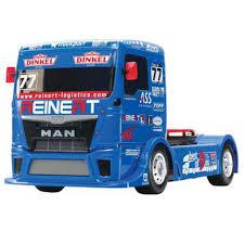 100 Rc Semi Trucks And Trailers TAM58642 Team Reinert Racing MAN TGS Truck Kit Michaels RC