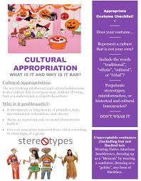 Cultural Appropriation Halloween Examples by Ahead Of Halloween Universities Nationwide Tell Students What Not