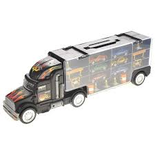 Toy Truck Transport Car Carrier - Includes 6 Toy Cars [toygm36630 ... Boystransporter Car Carrier Truck Toy With Sounds By C Wood Plans Youtube Transporter Includes 6 Metal Cars 28 Amazoncom Transport Truckdiecast Car For Kids Prtex 60cm Detachable With Buy Mega Race Online In Dubai Uae Toys Boys And Girls Age 3 10 2sided Semi And Wvol Affluent Town 164 Diecast Scania End 21120 1025 Am W 18 Slots Best Choice Products Truck60cm Length Toydiecast
