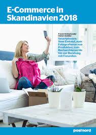 e commerce in skandinavien 2018