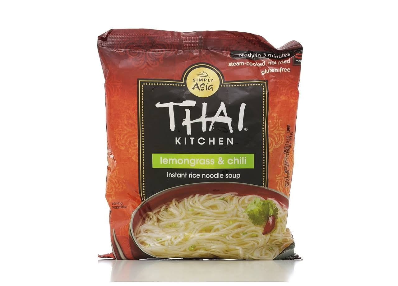 Thai Kitchen Instant Rice Noodle Soup - Lemongrass & Chili