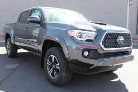 New 2018 Toyota Tacoma TRD Sport Double Cab 5' Bed V6 4x4 AT Double ... New 2018 Toyota Tacoma Trd Sport Double Cab In Elmhurst Offroad Review Gear Patrol Off Road What You Need To Know Dublin 8089 Preowned Sport 35l V6 4x4 Truck An Apocalypseproof Pickup 5 Bed Ford F150 Svt Raptor Vs Tundra Pro Carstory Blog The 2017 Is Bro We All Need Unveils Signaling Fresh For 2015 Reader