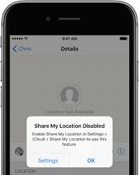How to prevent kids from sharing their location from iPhone