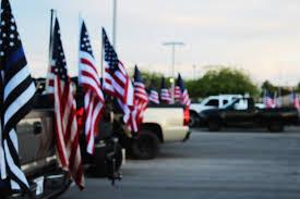 100 Truck Flag Memorial Day Run Lyfe Las Vegas Battle Born Jeeps
