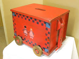 diy how to build a toy box for a plans free