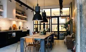 cuisines style industriel deco cuisine industriel aussi cuisine loft phenomenal cuisine style