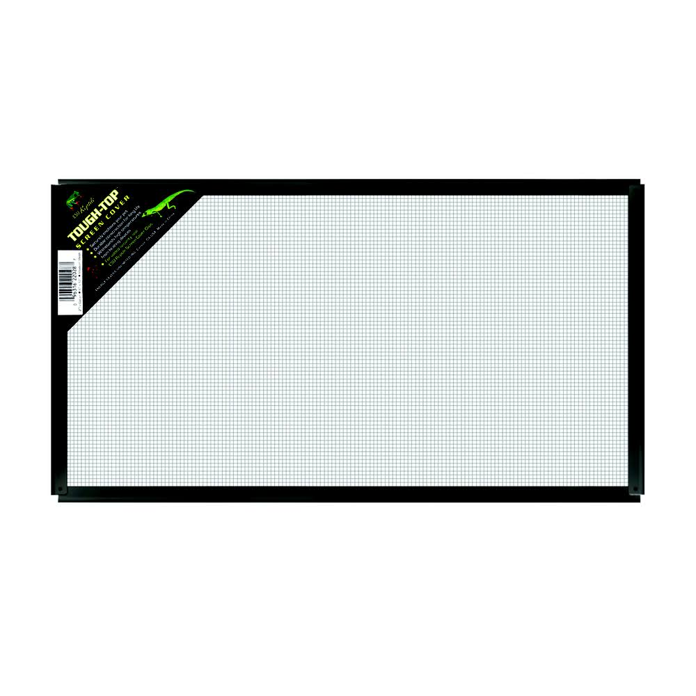 "Zilla Fresh Air Terrarium Screen Cover - 12""x24"""