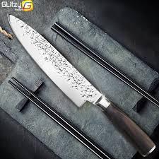 couteau de cuisine professionnel japonais cuisine couteau 8 pouce professionnel chef couteaux japonais 7cr17