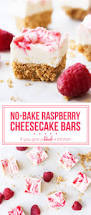 Pumpkin Snickerdoodle Cheesecake Bars by No Bake Raspberry Cheesecake Bars If You Give A Blonde A Kitchen