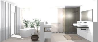 modernes badezimmer 3d wohnly moderne badezimmer bambus weiß