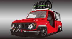 100 Low Rider Truck Suzuki Jimny Safari Makes No Sense Looks