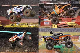 WIN 4 TIX: Monster Jam FRONT ROW!!!! + Pit Passes | Macaroni Kid