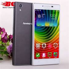Original Lenovo P70T Mobile Phone MTK6732 64 bit Quad Core 1 5GHz Android 4 4 5 0