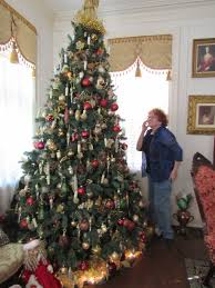 Dillards Christmas Trees by Homes Ready For Visitors On Christmas Homes Tour News