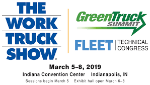 100 Work Truck Show March 58 2019 The Green Summit South
