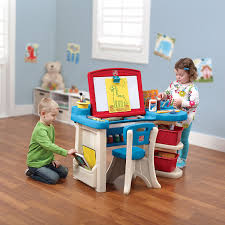amazon com step2 studio art desk for kids toys games
