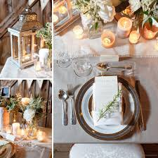 Rustic Wedding Table Decor By Amy And Jen Ottawa