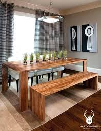 Diy Dinning Table Build Dining Room Fair Design Inspiration Decorations