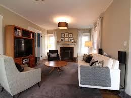 living room low ceiling lights wood coffee table beige wooden