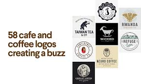 58 Cafe And Coffee Logos Creating A Buzz