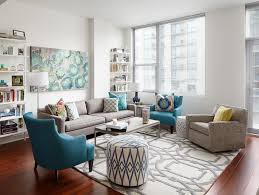 grey white and turquoise living room navy and white striped rug navy blue living room light